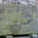Kobrinksche Sandsteinplatte 1