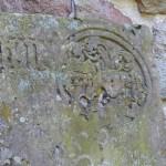 Kobrinksche Sandsteinplatte 9