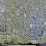 Kobrinksche Sandsteinplatte 7