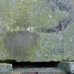 Kobrinksche Sandsteinplatte 6