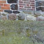 Kobrinksche Sandsteinplatte 5